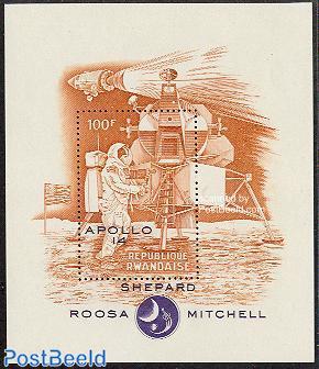 Apollo 14 s/s