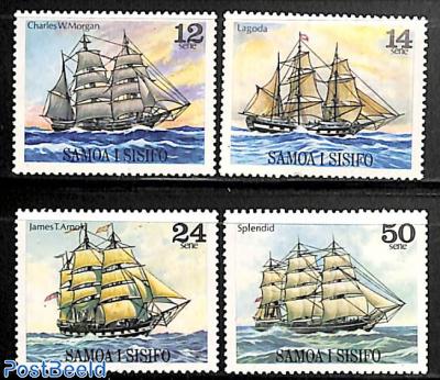 Ships 4v