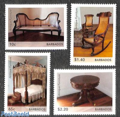 Antique furniture 4v