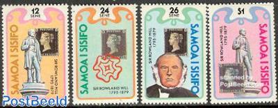Sir Rowland Hill 4v