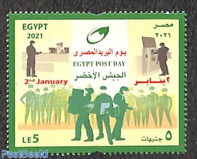 Egypt Post Day 1v