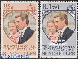 Princess Anne wedding 2v