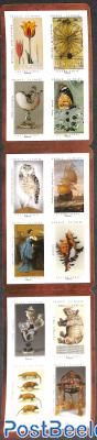 Cabinet de curiosités 12v s-a in booklet