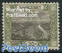 30pf, (Olive), Stamp out of set
