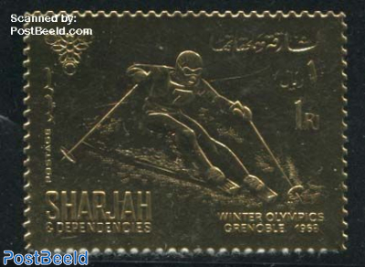 Olympic Winter Games 1v, gold