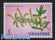 1c, Stamp out of set