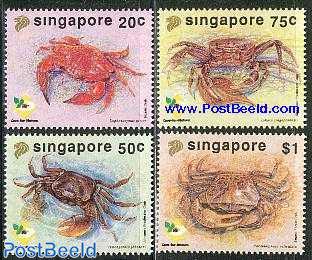Crabs 4v
