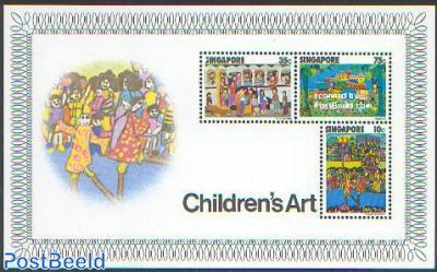 Children drawings s/s