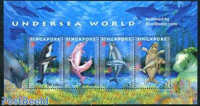 Sea mammals s/s