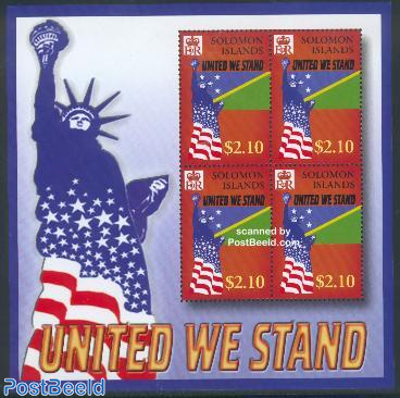 United we stand s/s