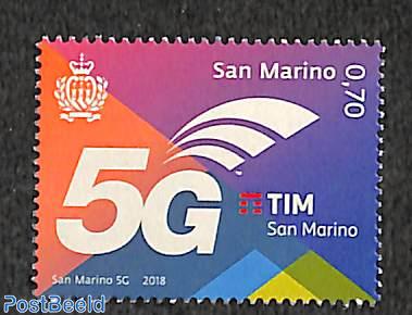 San Marino 5G 1v