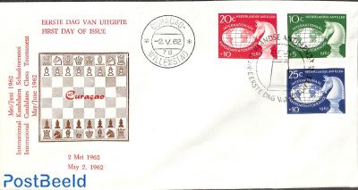 Chess 3v, FDC