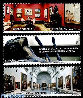 Museums 3v