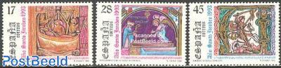 Holy year de Compostela 3v
