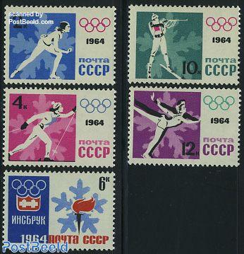 Olympic Winter Games Innsbruck 5v