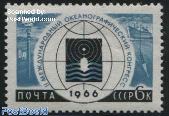 Oceanographic congress 1v