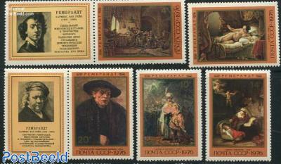 Rembrandt 5v (2v with tabs)
