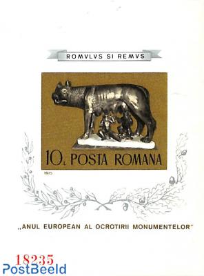 European monument year s/s