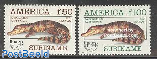 UPAE, crocodiles 2v