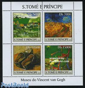 Van Gogh museum 4v m/s