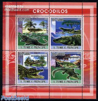 Crocodiles 4v m/s