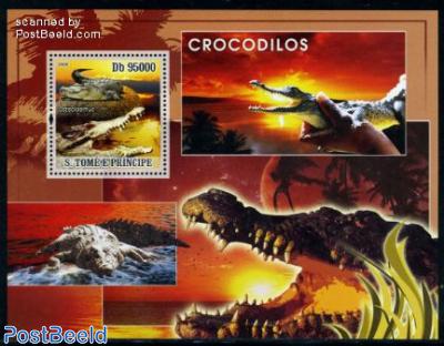 Crocodiles s/s