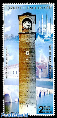 Clock tower Tarihi Saat 1v