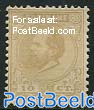 10c, Yellowbrown, perf. 12.5:12, Stamp out of set