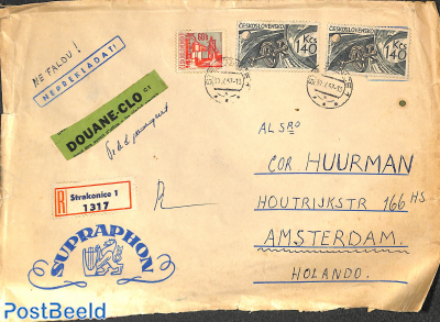 Letter to Holland