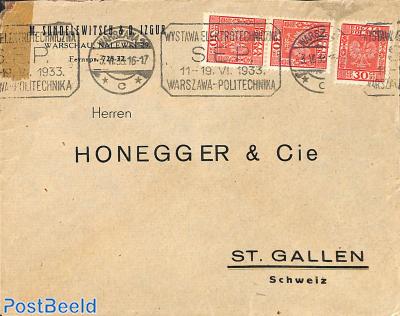 Letter to Switzerland