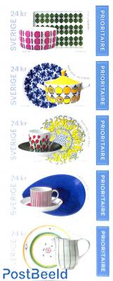 Porcelain 5v s-a in booklet