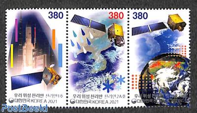 Multifunctional Geo-Stationary satelite 3v [::]