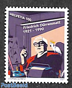 Friedrich Dürenmatt 1v