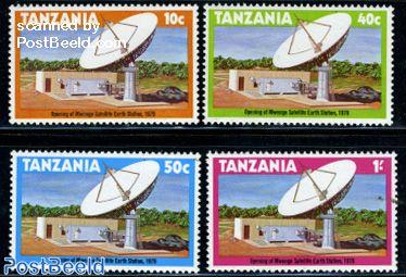 Mwenge satellite station 4v