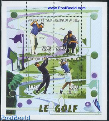 Golf sport 4v m/s