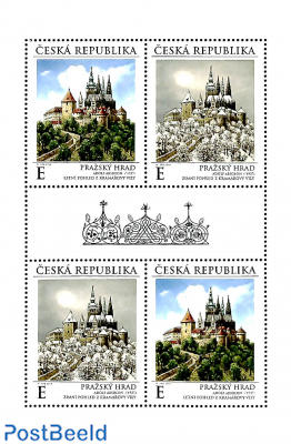 Praha castles s/s
