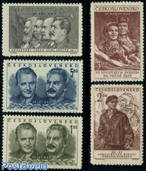Communist party 5v