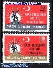 Turkish army 2v