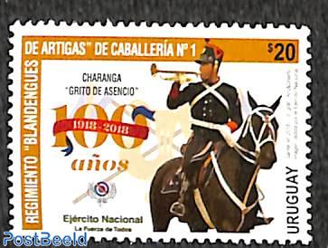 100 years Grito de Asencio 1v