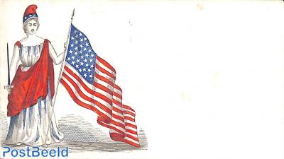 Civil war envelope