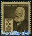 10c, Alexander Graham Bell, Stamp out of set