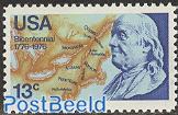Benjamin Franklin 1v