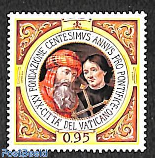 Centesimus Annus Pontifice  1v