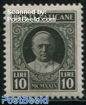 10L, Stamp out of set