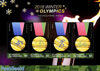 Olympic winter games 4v m/s