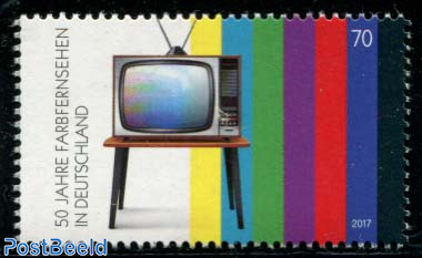 50 Years Color Television 1v