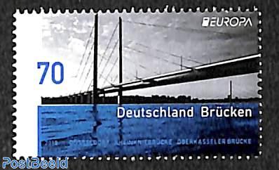 Europa, Rheinkniebrücke 1v