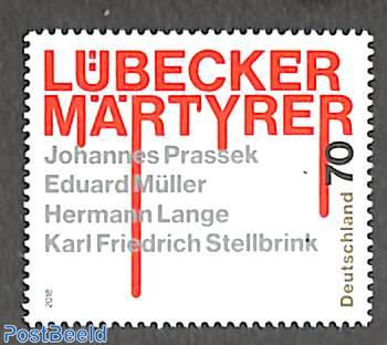Lübeck Märtyrer 1v