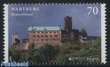 Europa, Castles 1v