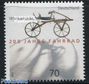 200 Years Bicycles 1v